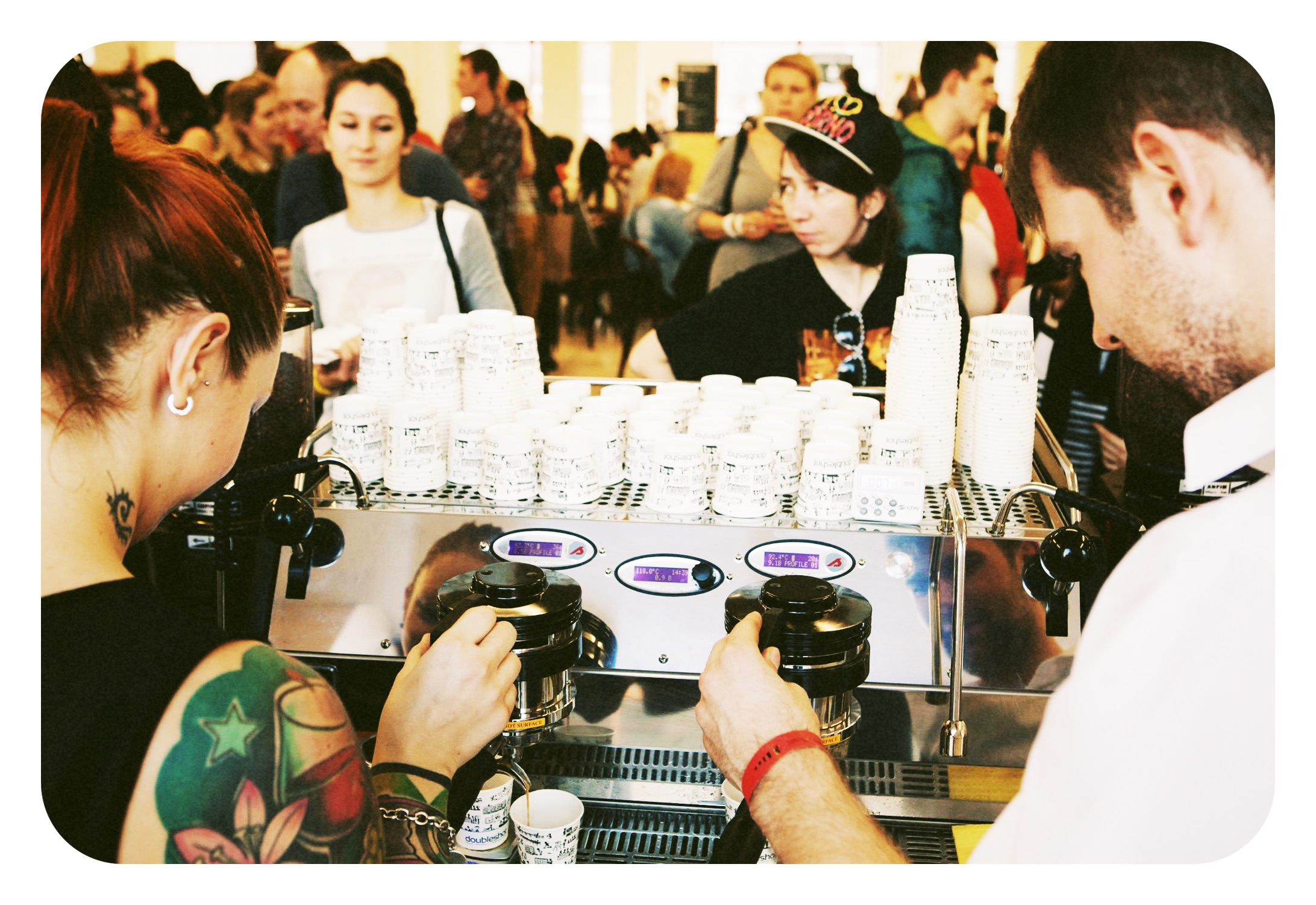 Prague Coffee Festival, en Praga